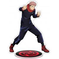 Figurine Acrylique Jujutsu Kaisen : Yuji