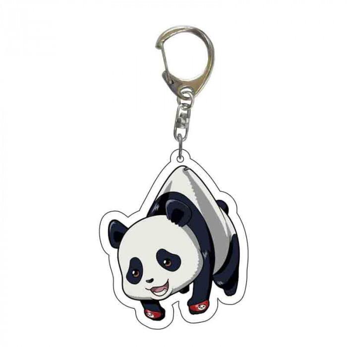Porte-clé Jujutsu Kaisen : Panda