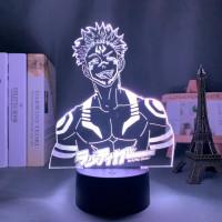 Lampe Jujutsu Kaisen : Sukuna