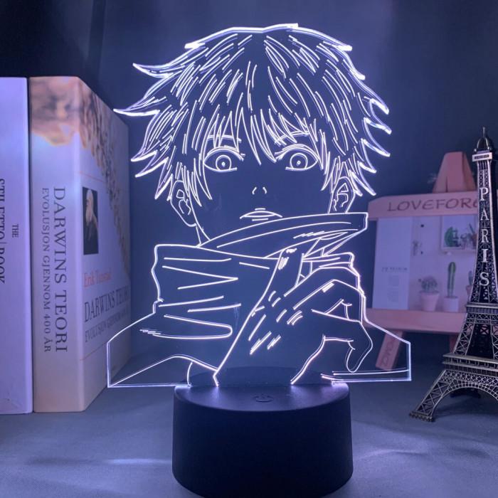 Lampe Jujutsu Kaisen : Satoru Gojo