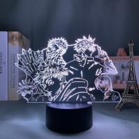 Lampe Jujutsu Kaisen : Personnages principaux