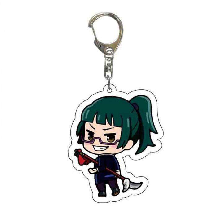 Porte-clé Jujutsu Kaisen : Maki Zenin