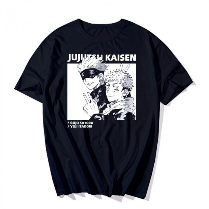 Tee-Shirt Jujutsu Kaisen : Yuji & Satoru