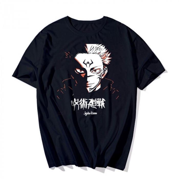 T-Shirt Jujutsu Kaisen : Sukuna Ryomen